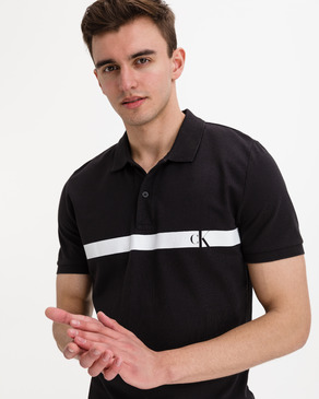 Calvin Klein Horizontal Panel Polo triko